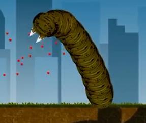 蠕蟲大戰火柴人