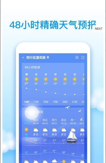 王者天气图2