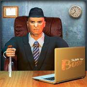 可怕的小老板办公室逃生