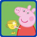 小豬佩奇運動會