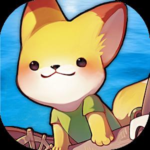 怪物垂釣狐貍漁夫