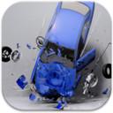 车祸破坏模拟