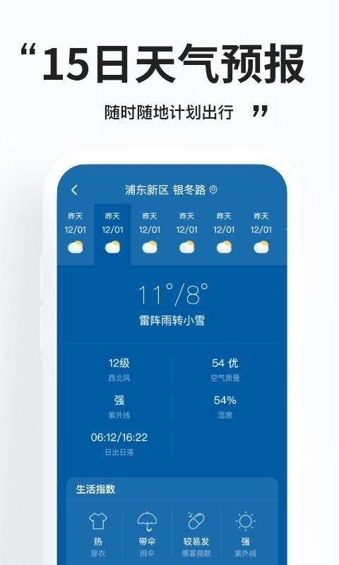 簡單天氣圖3