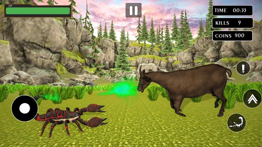 巨毒蝎毒刺圖2