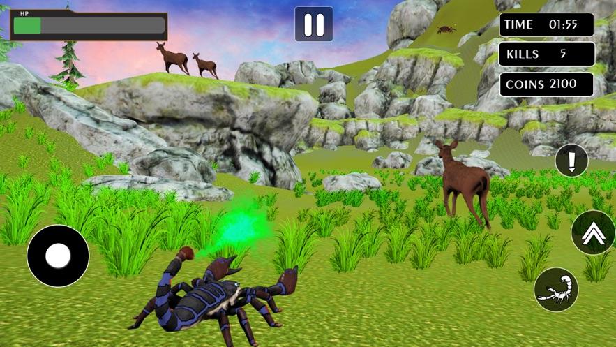 巨毒蝎毒刺圖3