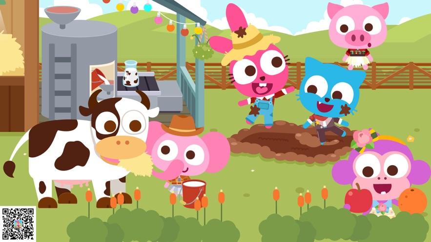 泡泡兔小鎮開心農場物語圖3