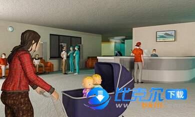 母模擬器3d虛擬嬰兒模擬器圖3
