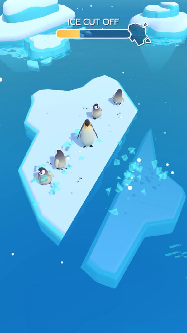 救救小企鹅图1