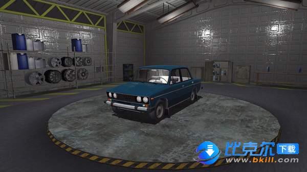 真实停车模拟3d图1