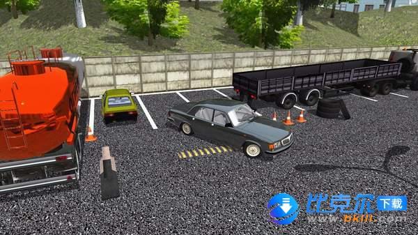 真实停车模拟3d图2