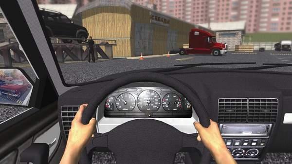 真实停车模拟3d图4