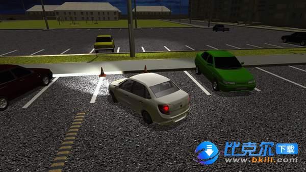 真实停车模拟3d图5