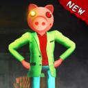 恐怖小猪老板