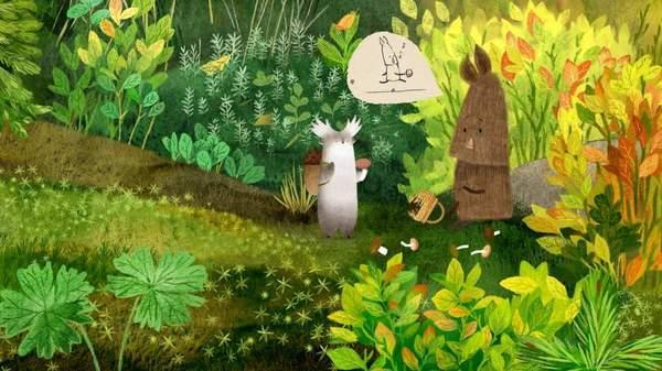 森林精灵图4