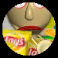 巴迪老师爱吃薯片