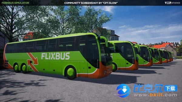 长途客车模拟图21