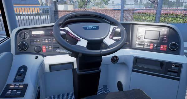 长途客车模拟图7