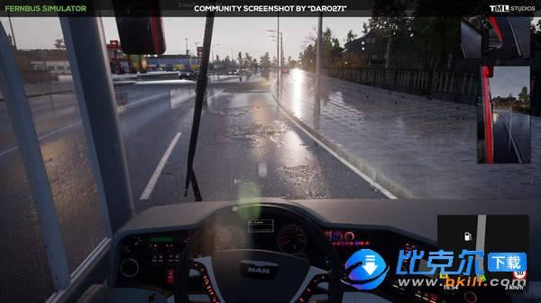 长途客车模拟图15