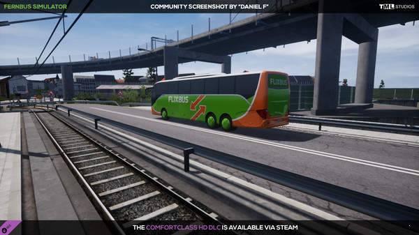 长途客车模拟图19