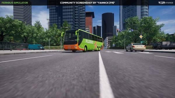 长途客车模拟图17