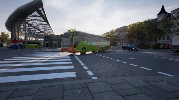 长途客车模拟图6