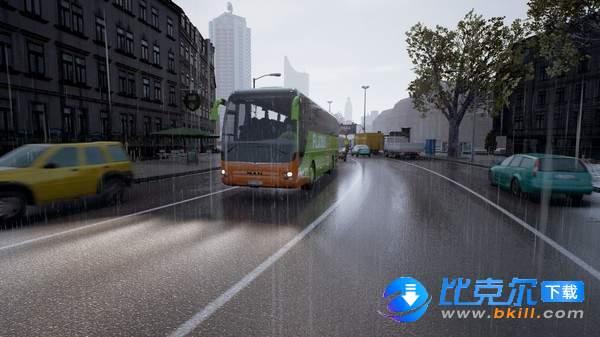 长途客车模拟图5