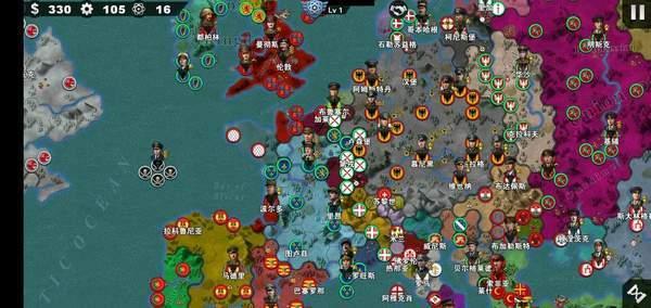 世界征服者4不滅鳳凰MOD圖2