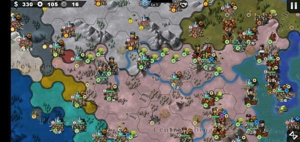 世界征服者4不滅鳳凰MOD圖3