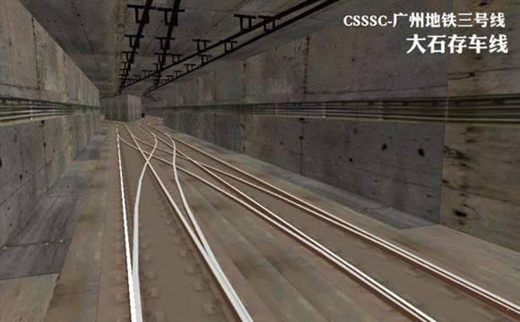 hmmsim2广州地铁三号线图5