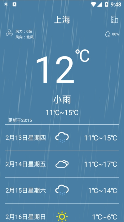 惠風天氣圖3