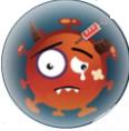 消滅新冠病毒