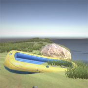 木艇求生荒島漂流歷險