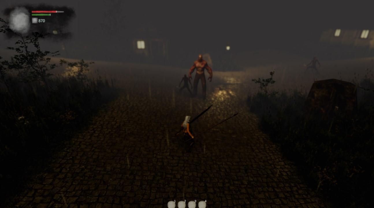 黑暗陷阱凈化舊罪圖2