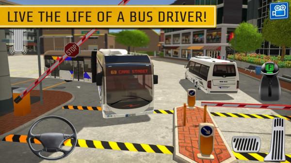城市公交出租車模擬器圖3
