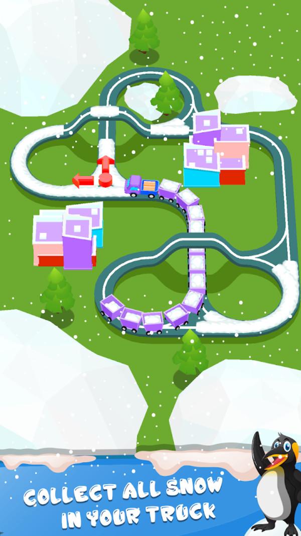鏟雪火車圖3