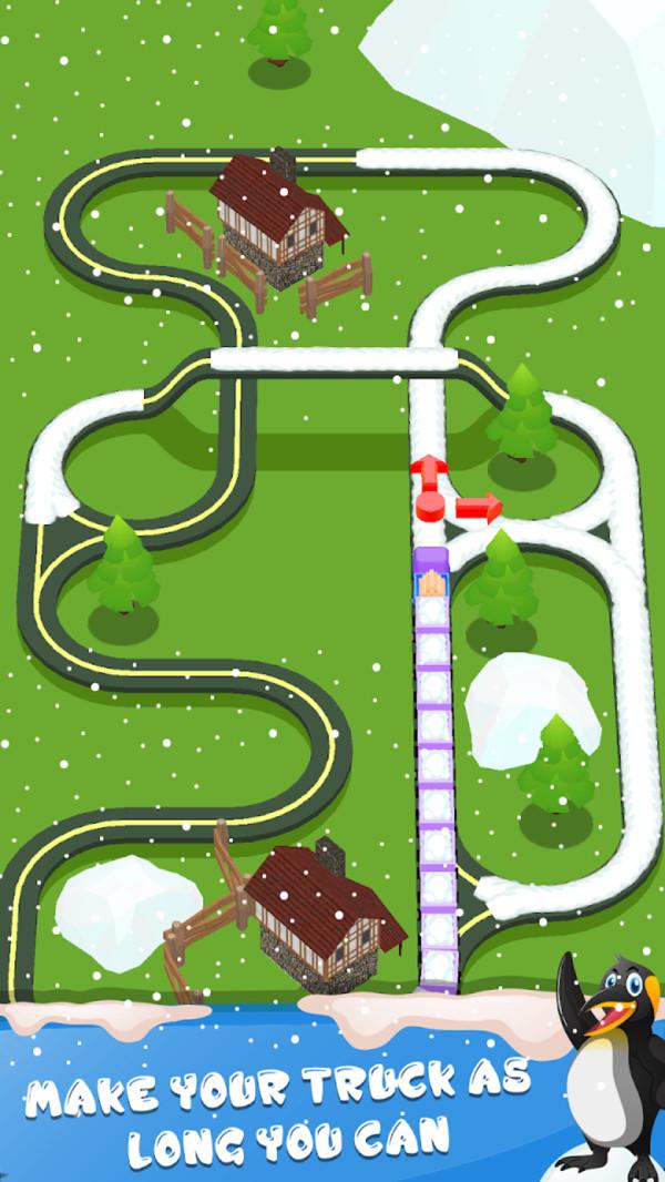 鏟雪火車圖1