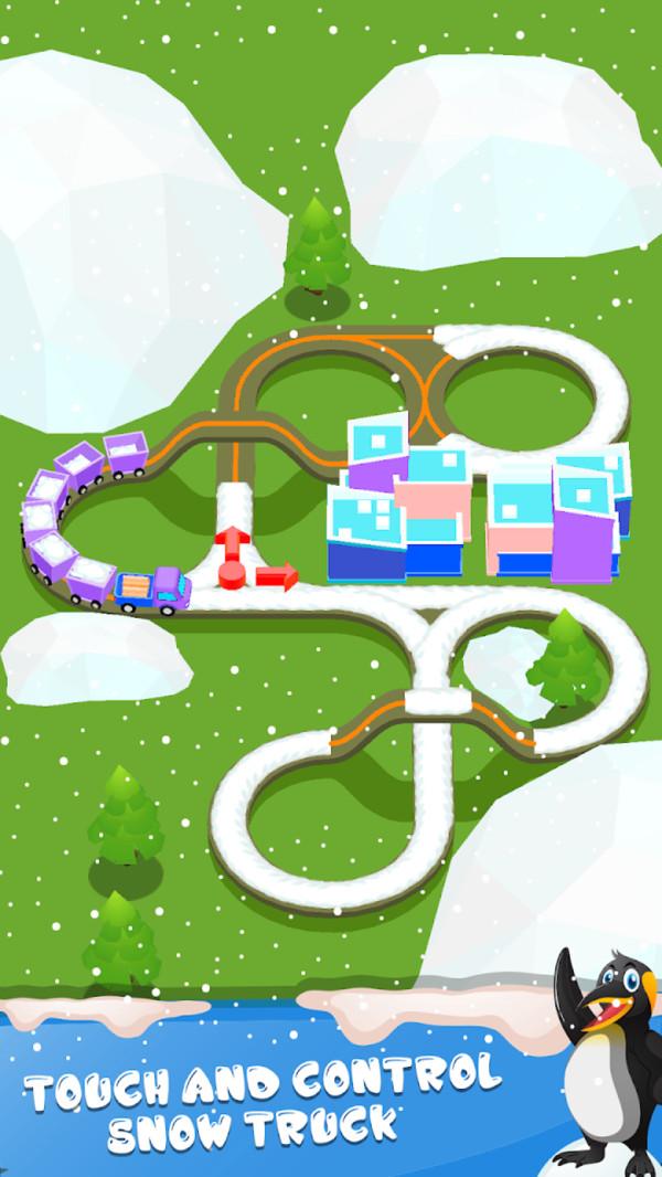 鏟雪火車圖4