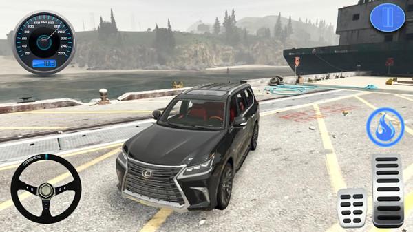 汽車模擬駕駛圖1