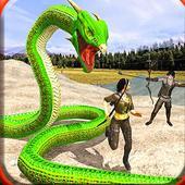 饑餓蛇狩獵