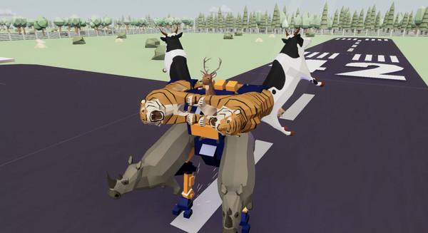 沙雕鹿模擬器圖2