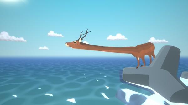 沙雕鹿模擬器圖3