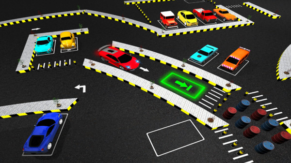 司机停车模拟器图1