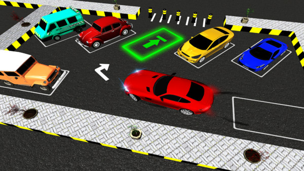 司机停车模拟器图2