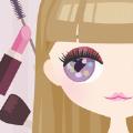 喜欢可爱的眼睛