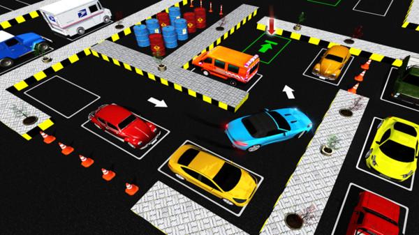 司机停车模拟器图3