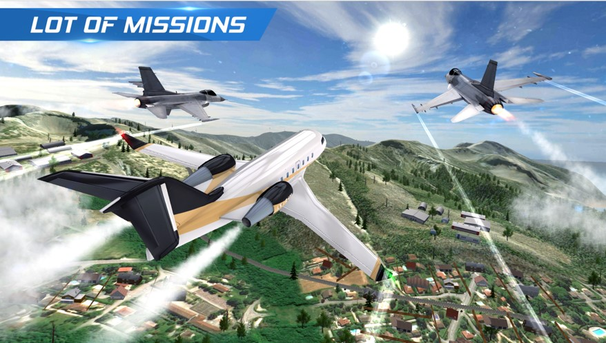 AFPS飞行模拟器图4