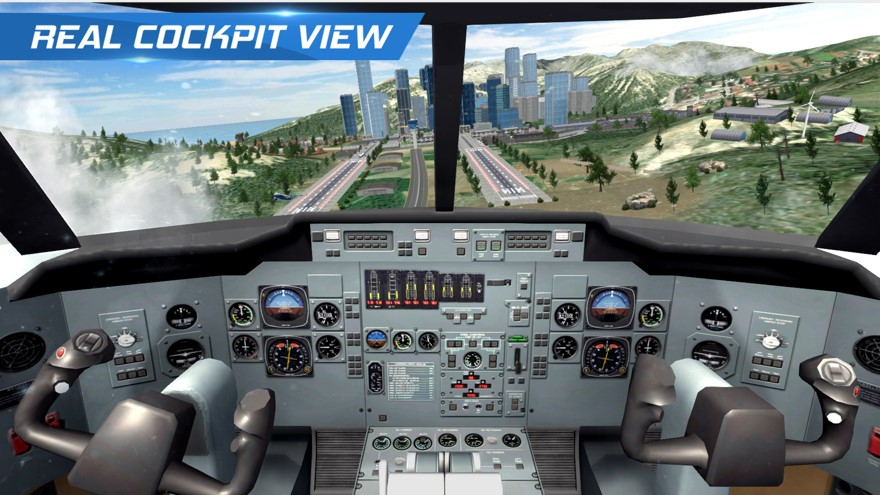 AFPS飞行模拟器图3