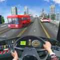 城市公交车驾驶