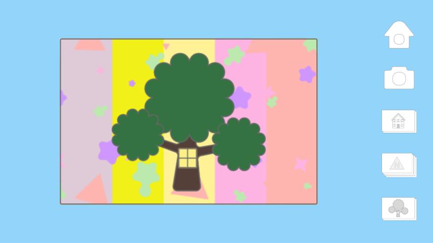 宝宝简单涂色游戏图5