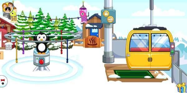 托卡生活滑雪场图2